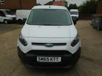 Ford Transit Connect 1.6 Tdci 75Ps Van Euro 5 DIESEL MANUAL WHITE (2015)