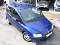 FIAT MULTIPLA 1.9 MULTIJET ELEGANZA 5d 120 BHP 6 Seater , Nearly (blue) 2009