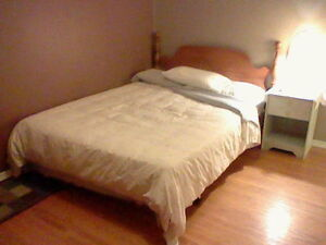 Clean quite big room for rent/ last month not required