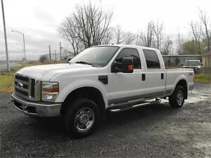 2009 FORD SUPER DUTY F-250 XLT 4X4