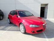 2007 Alfa Romeo 147 MY2005 JTD M-JET Bright Red 6 Speed Manual Hatchback Wangara Wanneroo Area Preview