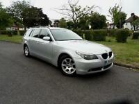 BMW 525d 2.5 SE Touring 5dr 2004 (54 reg), Estate FULL SERVICE HISTORY