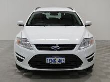 2014 Ford Mondeo MC LX White 6 Speed Automatic Wagon Morley Bayswater Area Preview