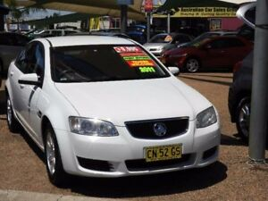 2011 Holden Commodore VE II Omega White 6 Speed Sports Automatic Sedan Mount Druitt Blacktown Area Preview