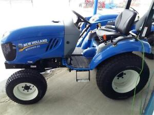 2017 BOOMER 24 ROPS TRACTOR