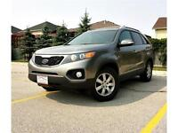 2011 Kia Sorento LX (7 Passenger) *1 Owner & No Accidents*