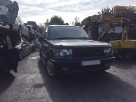 LAND ROVER RANGE ROVER HSE AUTO 1997 BREAKING FOR SPARES