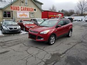 2013 Ford Escape SEL 4WD//NAV//ROOF!!