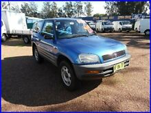 1994 Toyota RAV4 (4x4) Blue 5 Speed Manual 4x4 Hardtop Homebush West Strathfield Area Preview