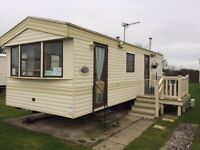 Just Take A Look At This Little Beauty - Caravan With Decking - Solway Firth - Call Now For a Deal