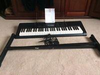 Casio CTK-3200 61 Key Piano Style Touch Response Keyboard