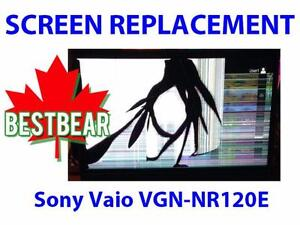 Screen Replacment for Sony Vaio VGN-NR120E Series Laptop