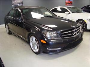 2014 Mercedes-Benz C-Class C300. NAVIGATION. LEATHER. ROOF.