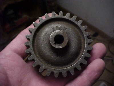 Good Usable Original John Deere Model E 1-12 Hp Gas Engine Magneto Drive Gear