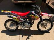 Honda CRF 125 2016(Bought new from dealer July 17) Alice Springs Alice Springs Area Preview