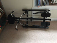 ROWING MACHINE IN GOOD CONDITION.