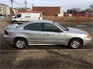 2005 Pontiac Grand Am Auto V6 $$$3900 $$$ LOW KILOMETERS