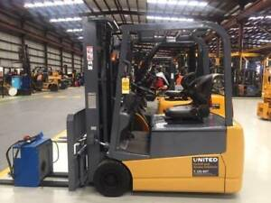 1.8T Electric Forklift Welshpool Canning Area Preview