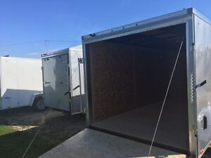 Pace 7x14 Enclosed Cargo Trailer