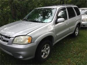 2006 Mazda Tribute GS