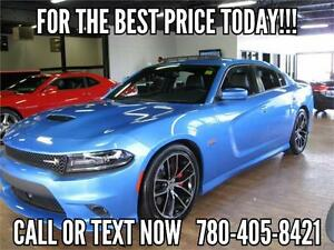 2015 Dodge Charger SRT 8 Scat Pack Edition - Loaded - Financing!