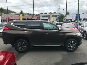 2016 Mitsubishi Pajero Sport QE MY16 Exceed Bronze 8 Speed Sports Automatic Wagon
