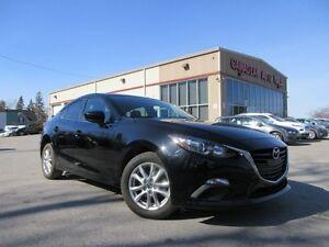 2014 Mazda MAZDA3 GS-SKY, ALLOYS, BT, HTD. SEATS, 45K!