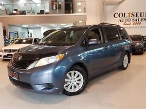2013 Toyota Sienna LE-AWD-REAR CAM-POWER DOORS