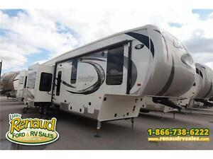 NEW 2016 Palomino Columbus 384 RD 5th Wheel Windsor Region Ontario image 1