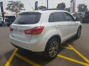 2016 Mitsubishi ASX XB MY15.5 LS 2WD White 6 Speed Constant Variable Wagon Blair Athol Port Adelaide Area Preview