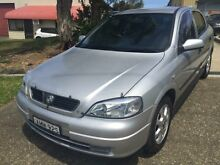 2002 Holden Astra TS Equipe Silver 4 Speed Automatic Hatchback Macquarie Hills Lake Macquarie Area Preview
