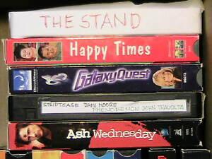 VHS FILMS CASSETTES West Island Greater Montréal image 3