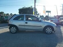 2003 Holden Barina XC MY03 SXI Silver 5 Speed Manual Hatchback Bayswater North Maroondah Area Preview