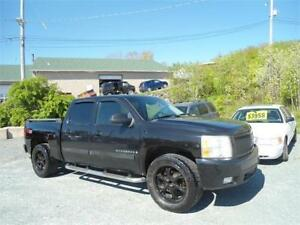 GREAT DEAL! 2007 CHEV SILVERADO LTZ !!! LEATHER, WHEELS, SUNROOF