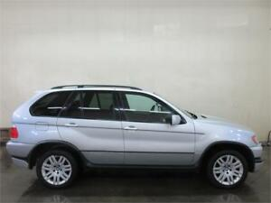 2002 BMW X5 Series 4.6iS
