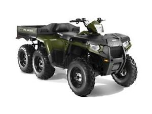 POLARIS SPORTSMAN 800 BIG BOSS 6X6