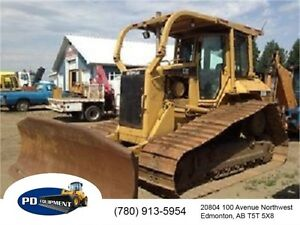 2004 Cat D6N LGP Crawler Tractor c/w Winch