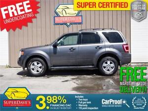 2011 Ford Escape XLT AWD *Warranty* $130.07 Bi-Weekly OAC