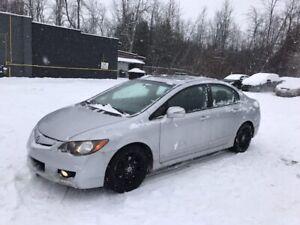 2011 Acura CSX-Autostart/Winter Tires/Safety!