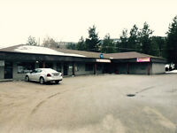 Three-Unit Commercial Bldg in Glenrosa - great potential!