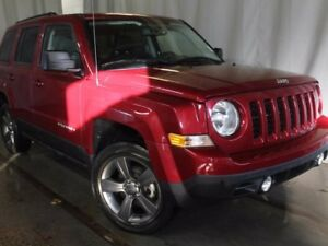 2015 Jeep Patriot Sport 4x4 High Altitude / Sunroof