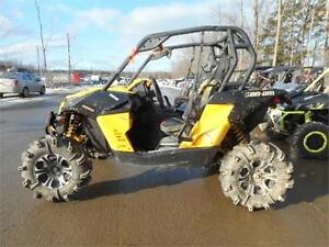 2013 Can Am Maverick XMR