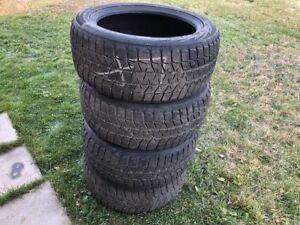Blizzak Tires by Bridgestone