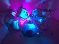Premier Drum Kit for Sale. Grab a bargain.........only £250 was £600 new.