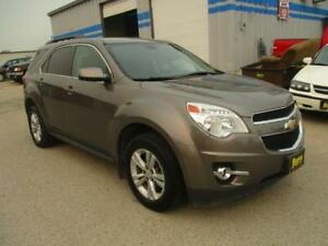 2010 CHEVROLET EQUINOX LT AWD, SAFETY AND WARRANTY $8,950