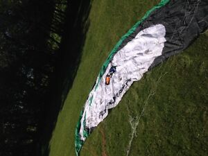 Flysurfer Pulse 2 Kite 12m with Sessions 2 Harness