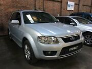 2010 Ford Territory SY Mkii TS (RWD) Silver 4 Speed Automatic Wagon Georgetown Newcastle Area Preview