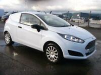 Ford Fiesta 1.5 TDCI VAN. AIR CON DIESEL MANUAL WHITE (2013)