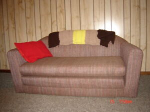 For Sale a small Foam Couch
