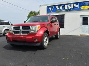 2008 Dodge Nitro SLT 3.7L V6 | 4X4 | ALLOY RIMS | MUST SEE
